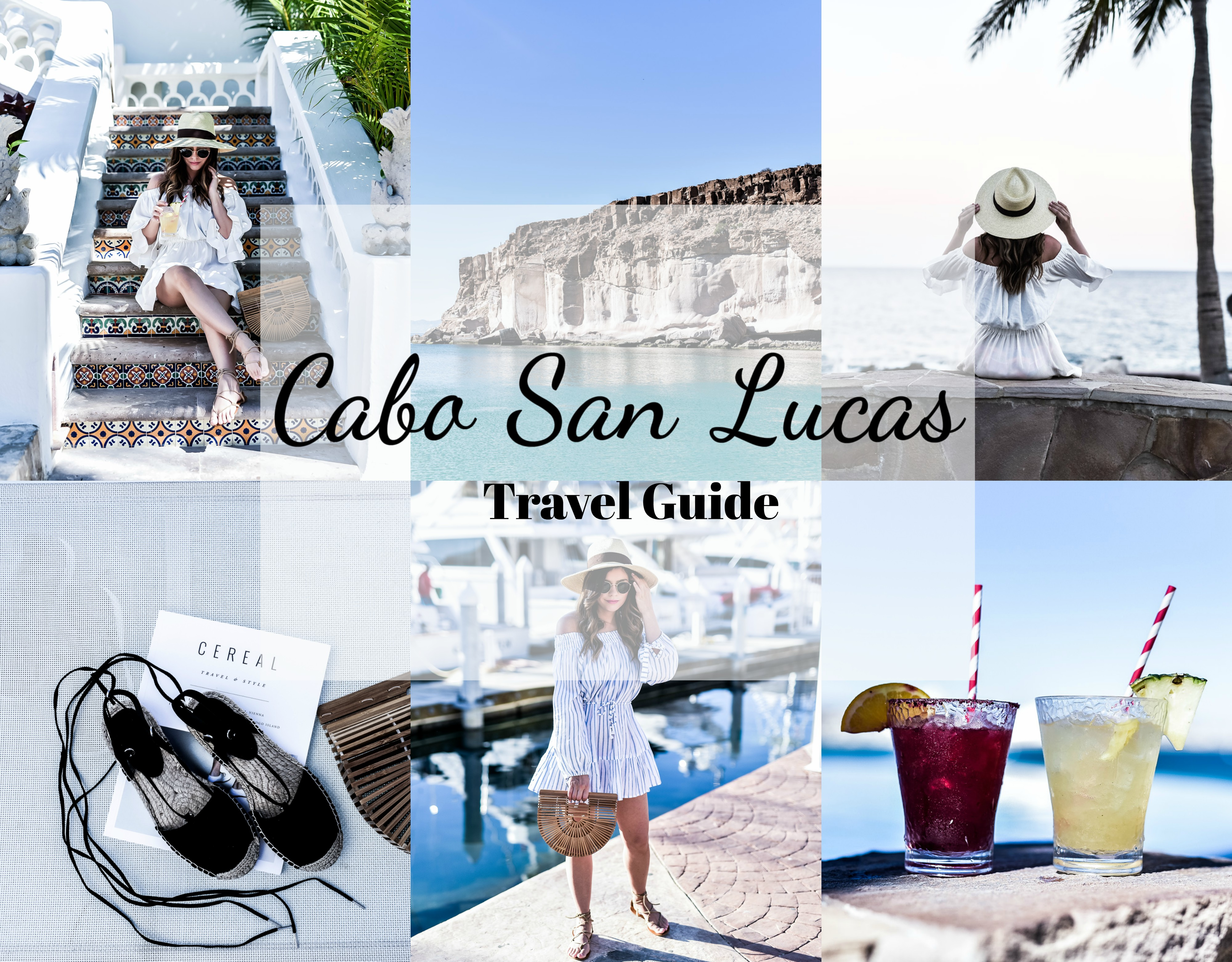 Houston fashion, lifestyle, and travel blogger Tiffany Jais sharing her Cabo travel guide | Things to do in cabo, Cabo San Lucas, things to do in cabo, el arco, sea of cortez, travel blogger