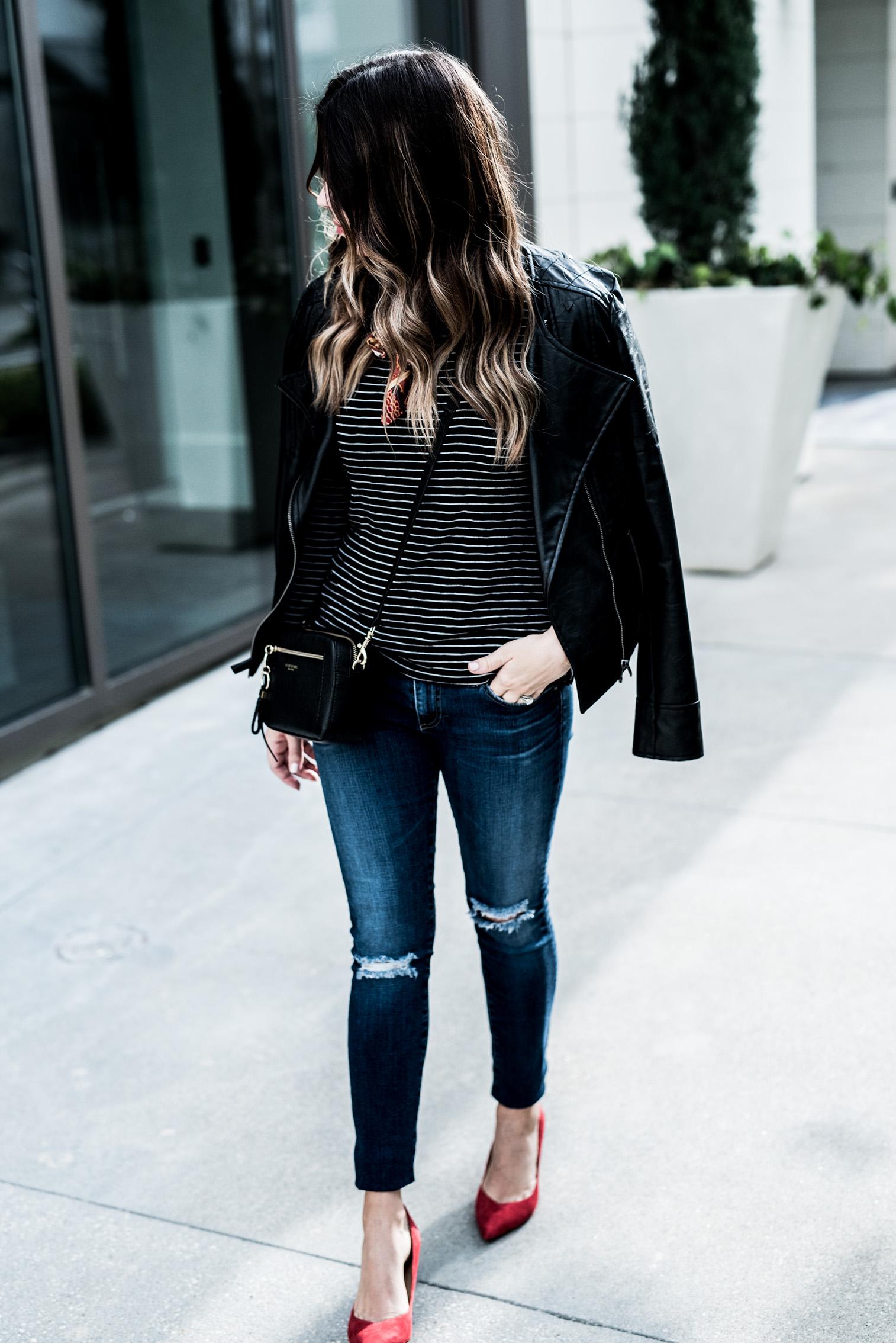 Houston fashion and lifestyle blogger Tiffany Jais |