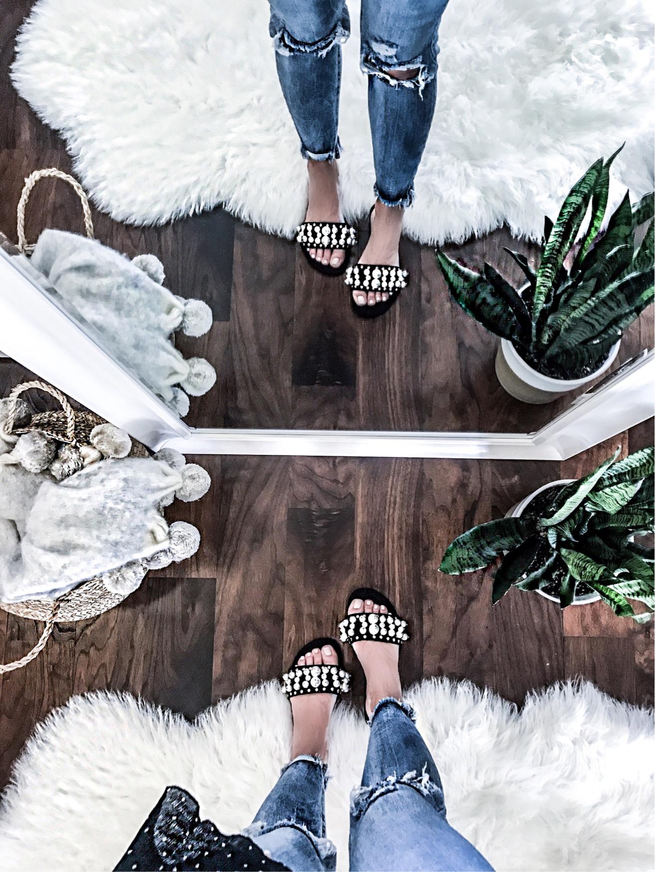 Houston fashion and lifestyle blogger Tiffany Jais
