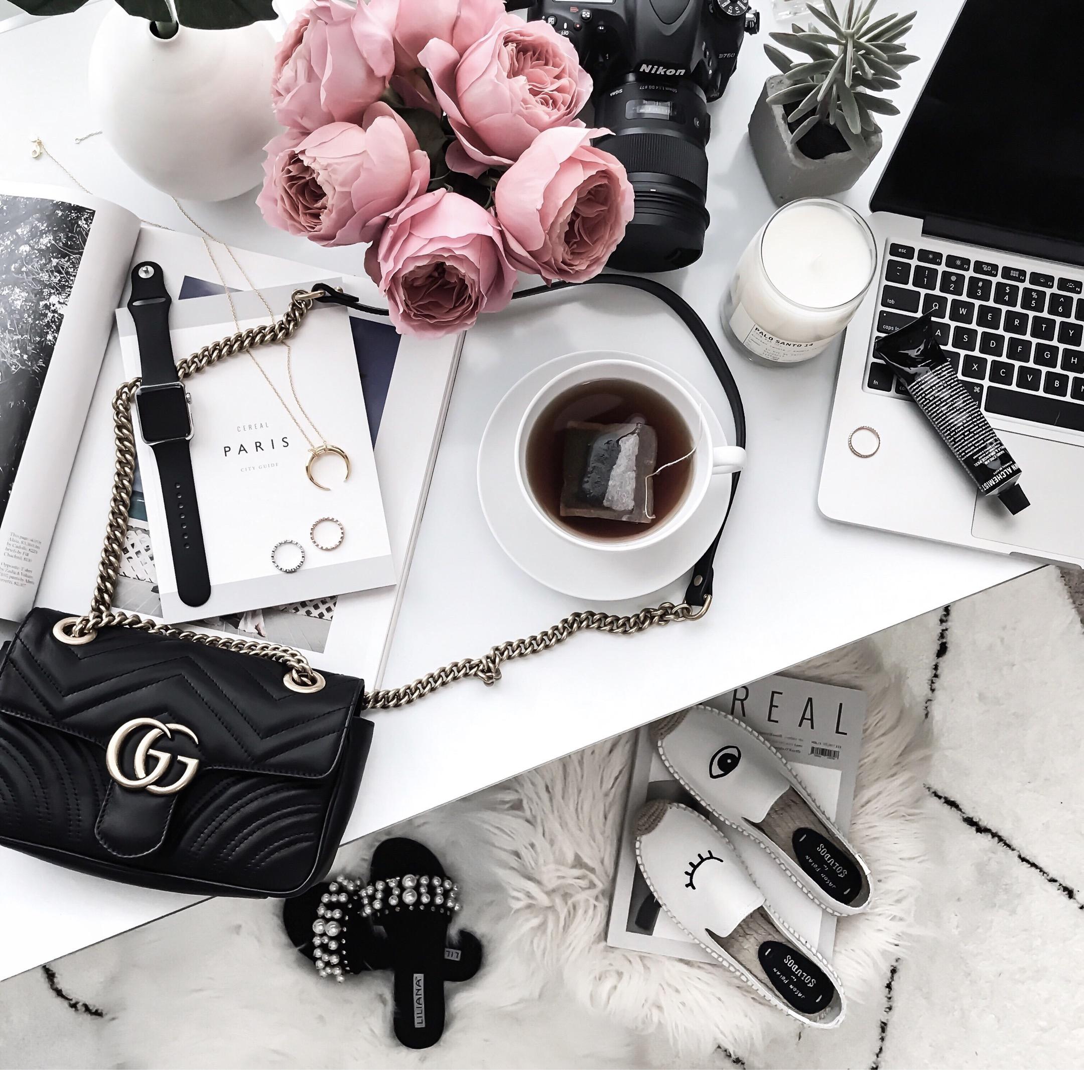 Tiffany Jais Houston fashion and lifestyle blogger | Flatlay,