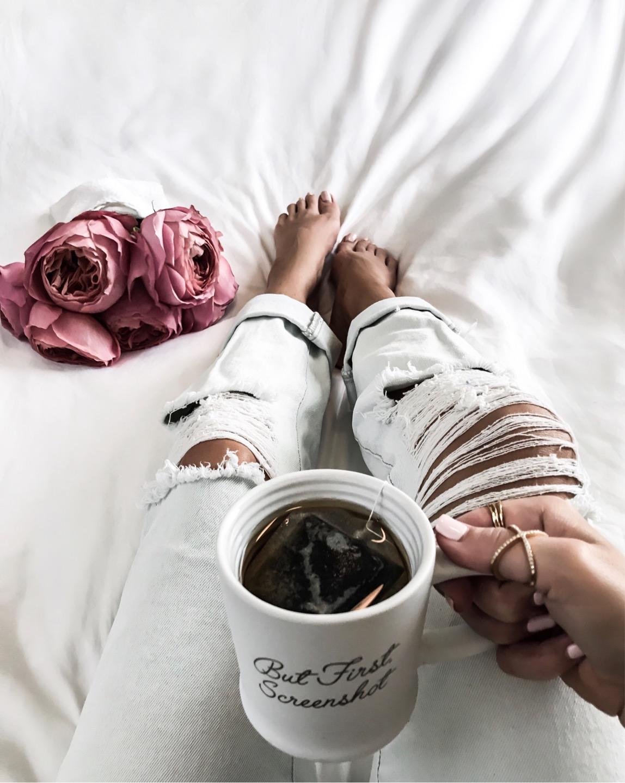 Tiffany Jais Houston fashion and lifestyle blogger | Flatlay, casual,