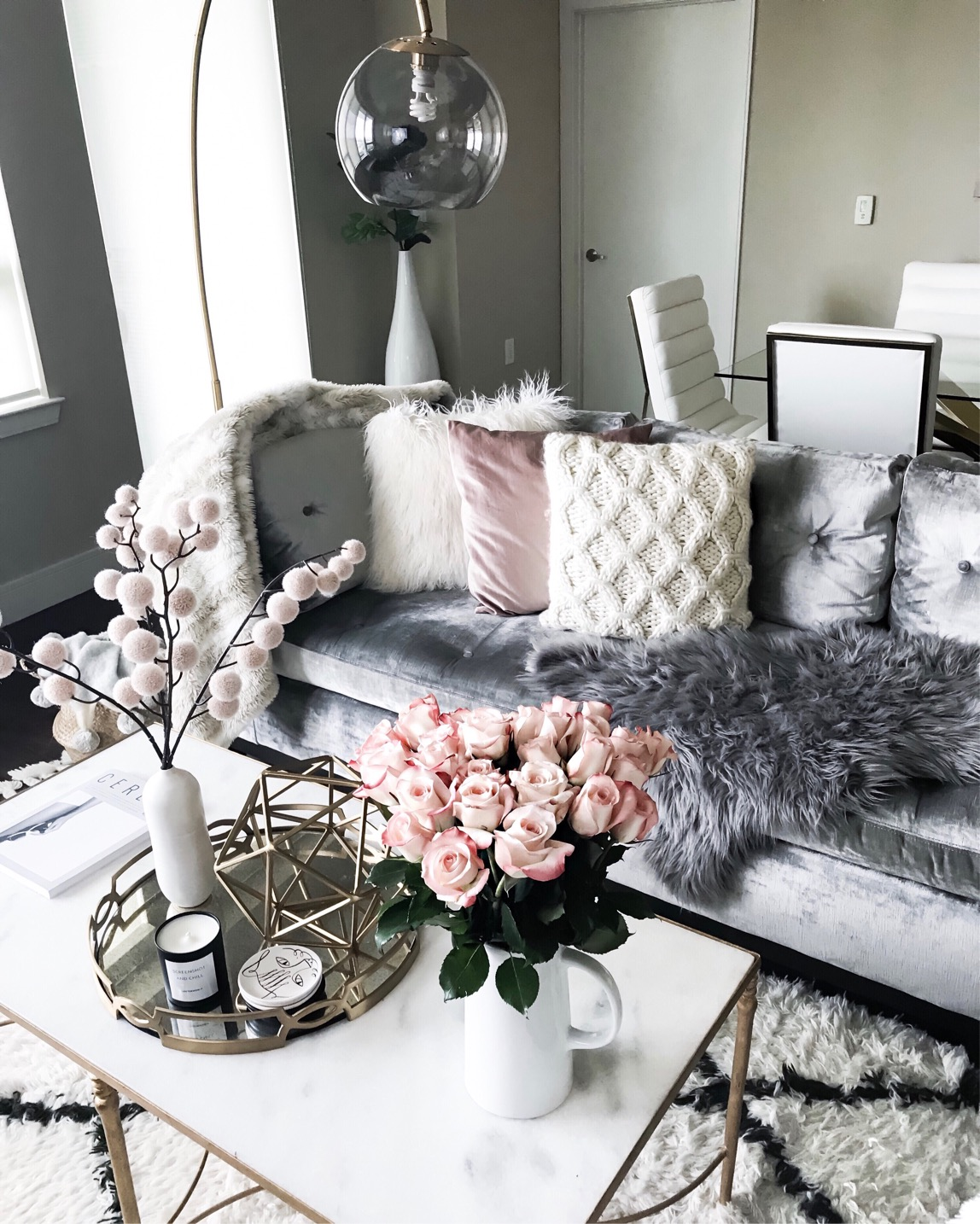 Tiffany Jais Houston fashion and lifestyle blogger | Home decor, scandinavian interiors