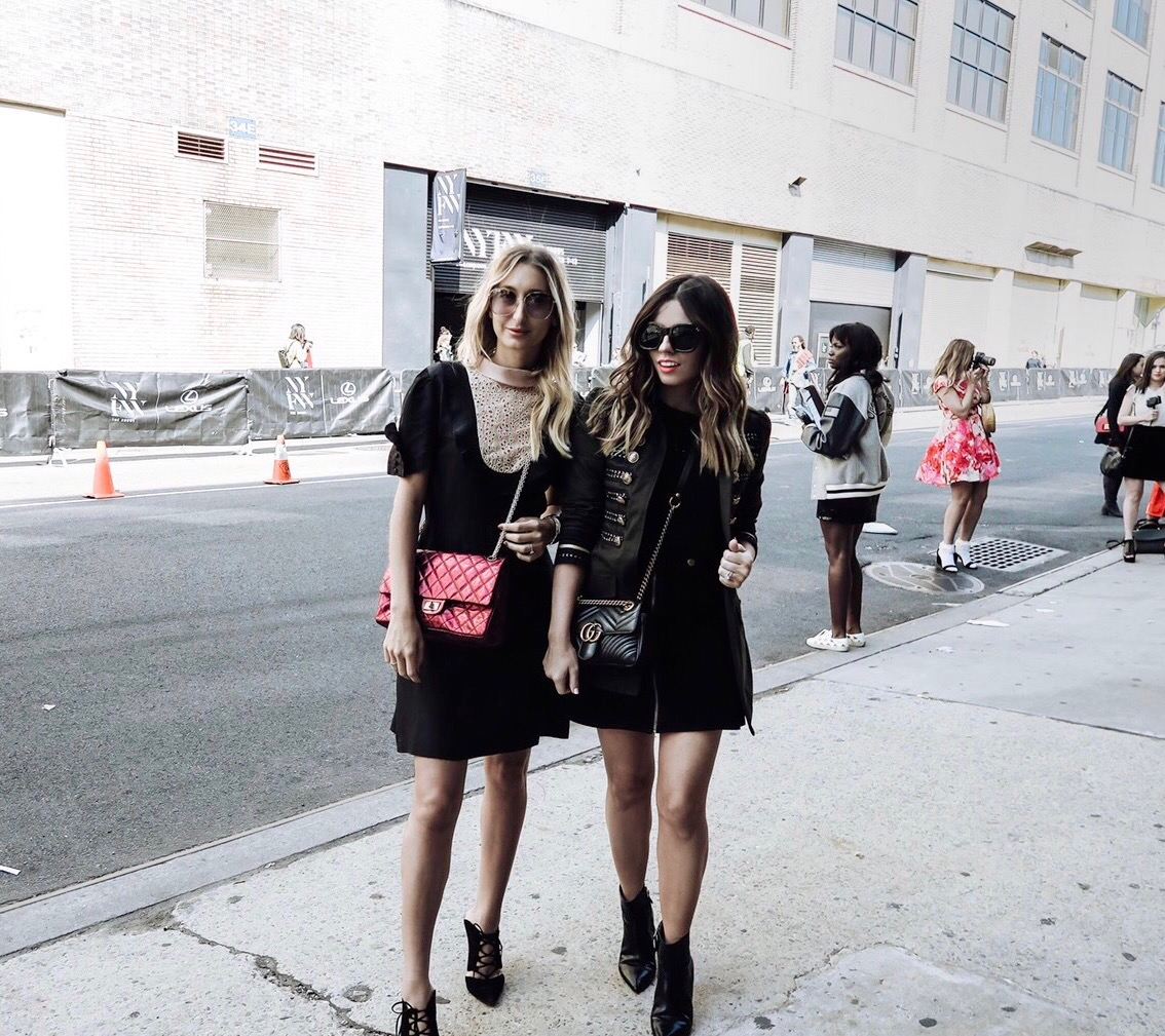 Tiffany Jais fashion and lifestyle blogger of Flaunt and Center | NYFW | New york street style |