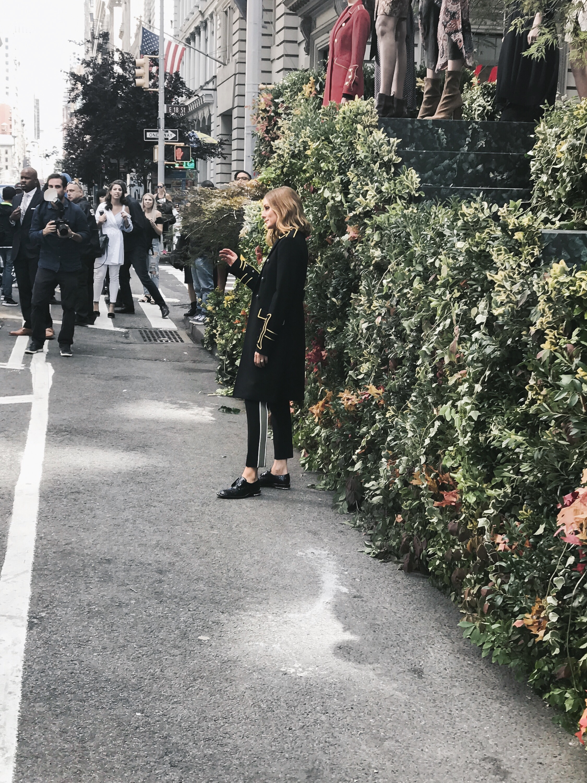 Tiffany Jais fashion and lifestyle blogger of Flaunt and Center | Olivia Palermo