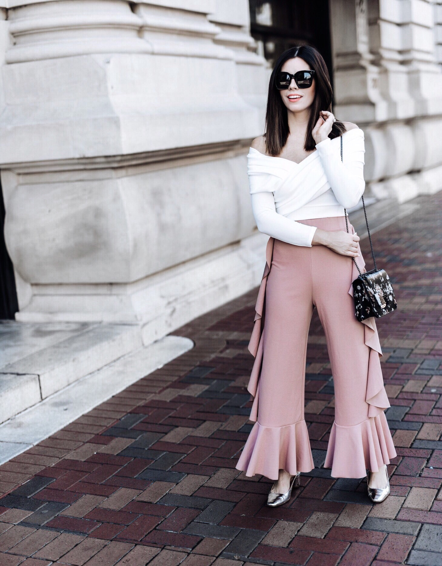 Friday feels   Click to shop the look   This entire look is on sale both my pants and my top!