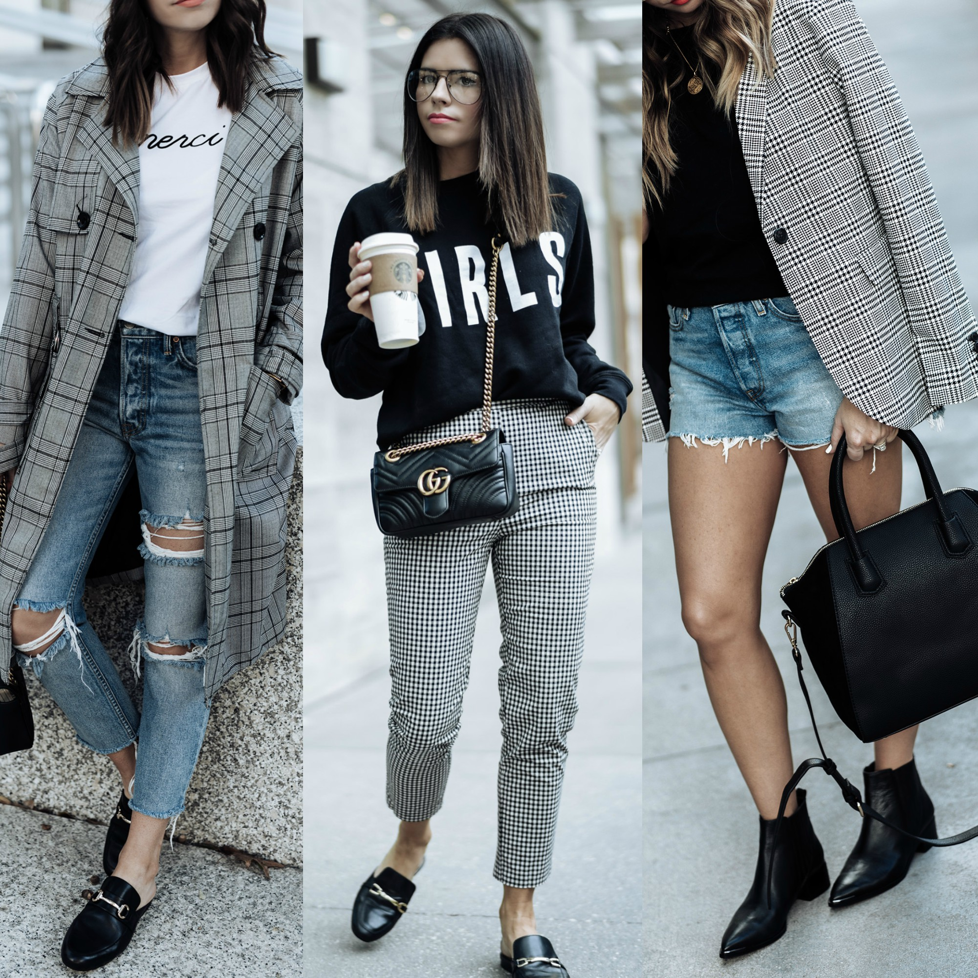3 check print pieces for under $100 |Tiffany Jais fashion and lifestyle blogger of Flaunt and Center | Houston fashion blogger | Streetstyle blog | Personal style online