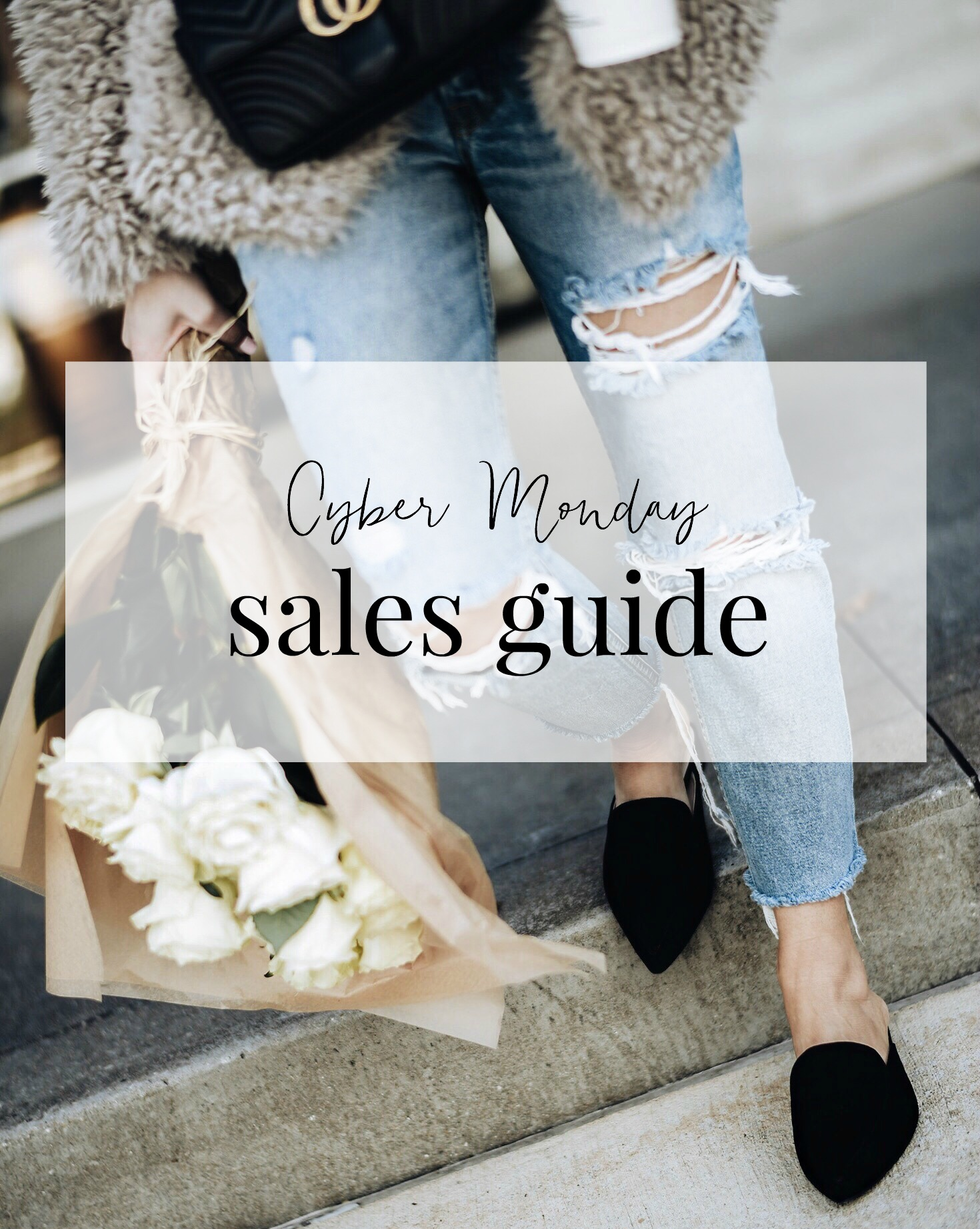 Tiffany Jais fashion and lifestyle blogger of Flaunt and Center | Houston fashion blogger | | Streetstyle blog| Guide to all the cyber Monday sales 2017 #cybersales