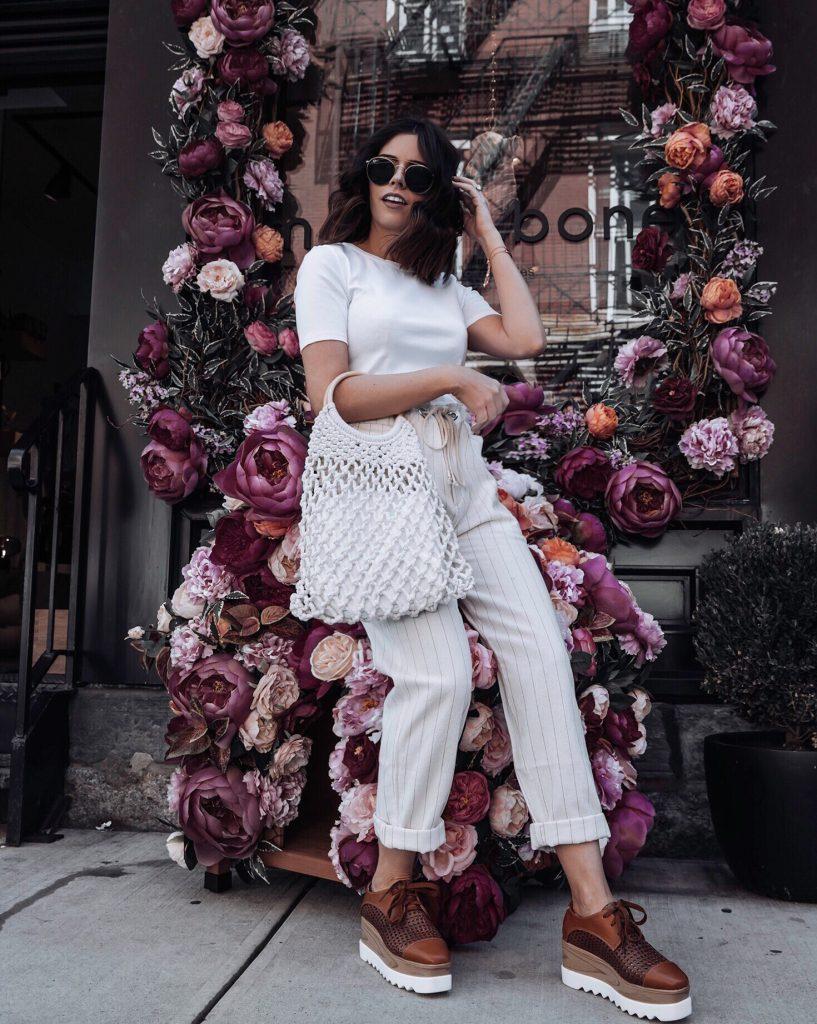NYC | Topshop bag #liketkit #stellaplatforms #urbanoutfitters