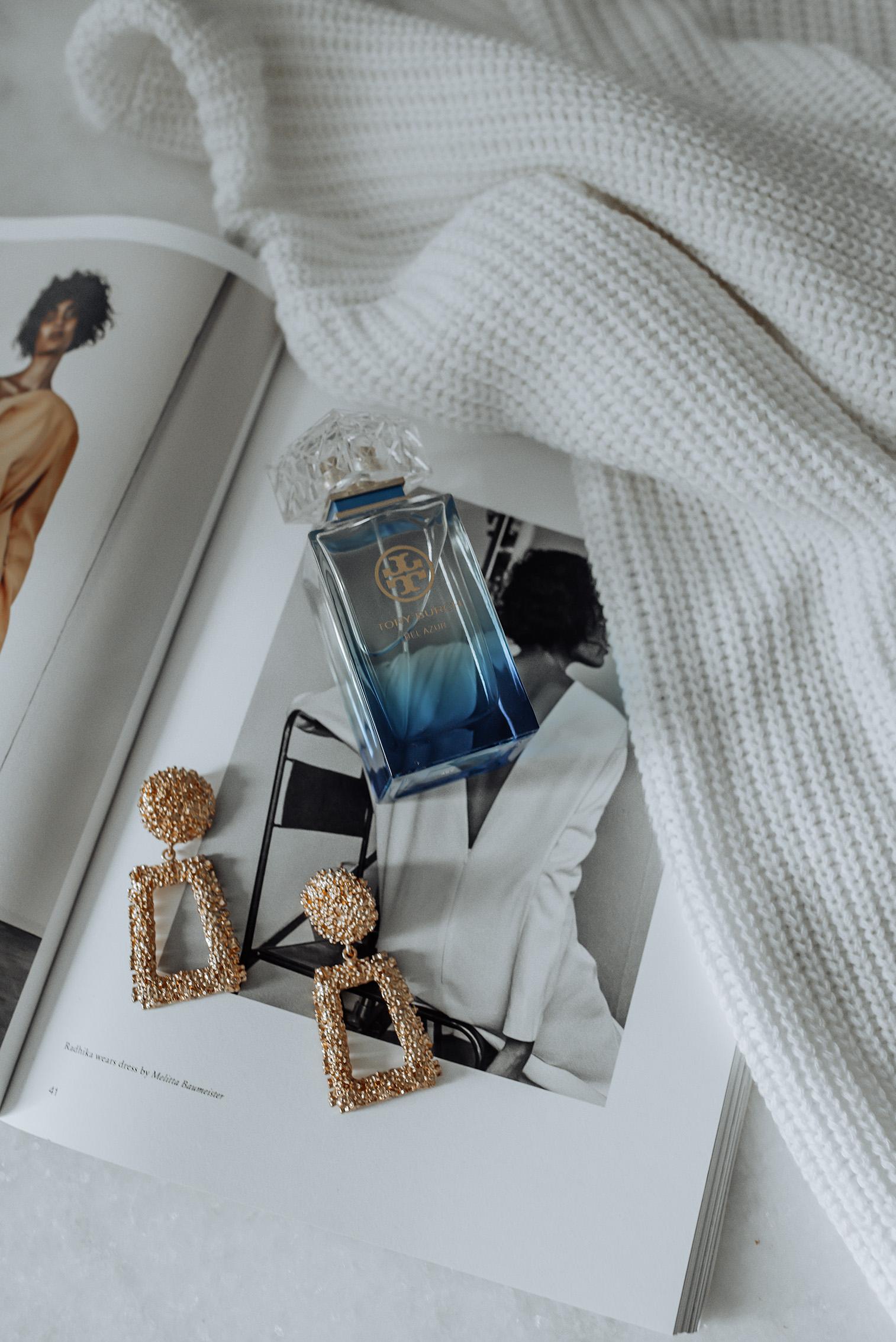 Bel Azur by Tory Burch | #beautyblogger #liketkit #style